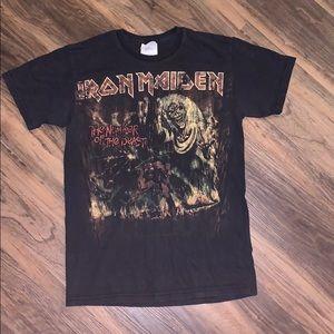 Vintage 90s Iron Maiden Shirt